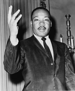 Martin Luther King, Jr. - Wikipedia
