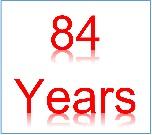 84-years
